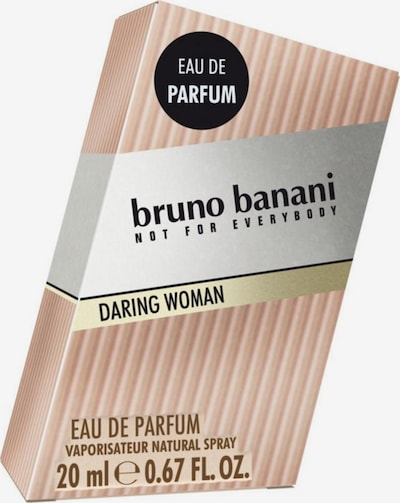 BRUNO BANANI Eau de Parfum 'Daring Woman' in gold / apricot, Produktansicht