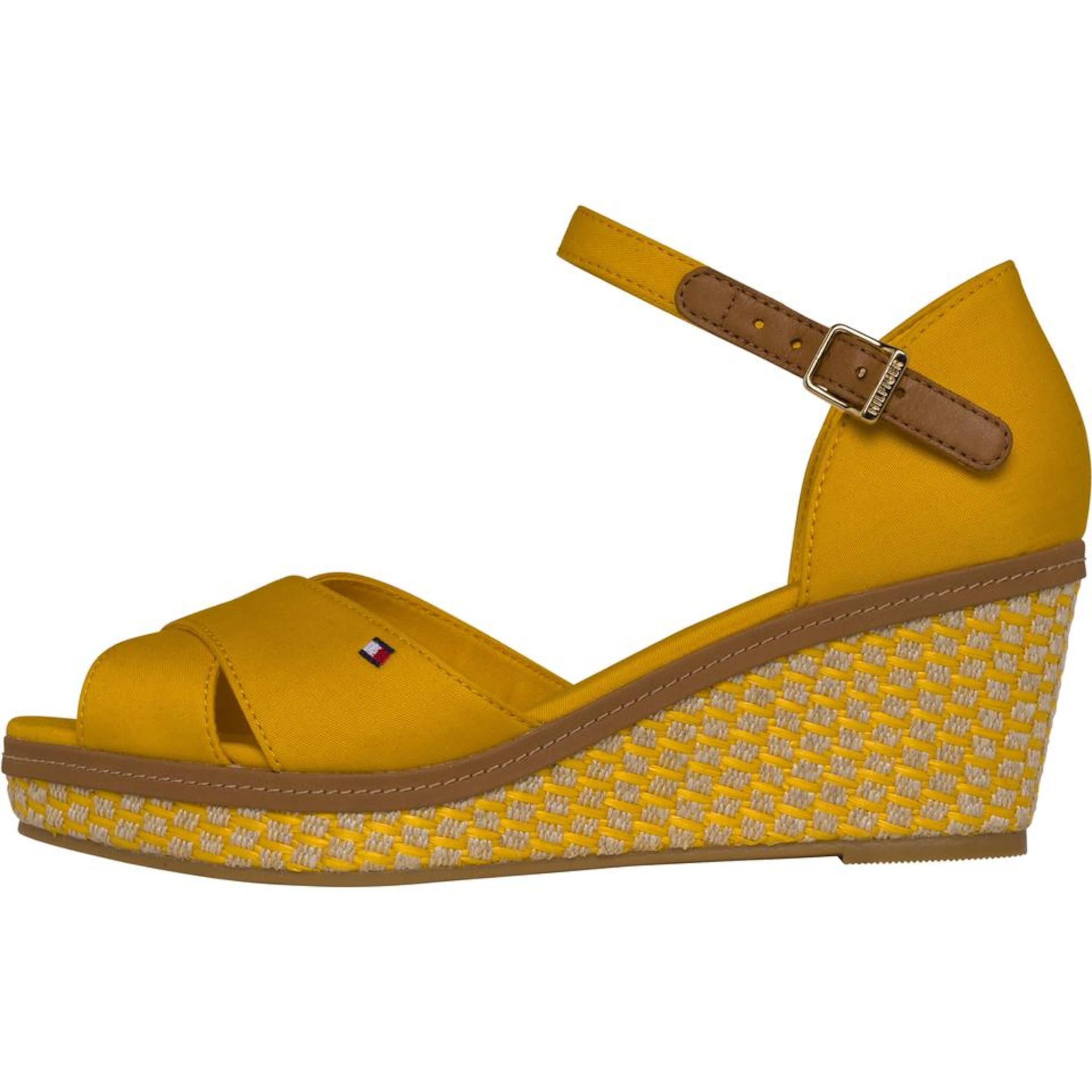 Haltbare Mode billige Schuhe TOMMY HILFIGER | Slipper 'MIDNIGHT' Schuhe Gut getragene Schuhe
