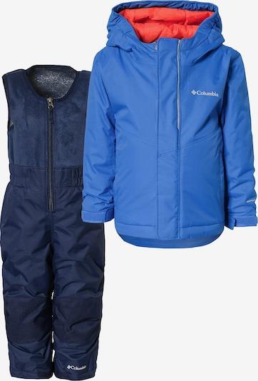 COLUMBIA Schneeanzug 'Buga' in blau / dunkelblau, Produktansicht