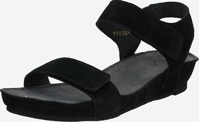 Ca Shott Sandal in Black, Item view