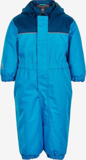 COLOR KIDS Schneeanzug in blau / dunkelblau, Produktansicht