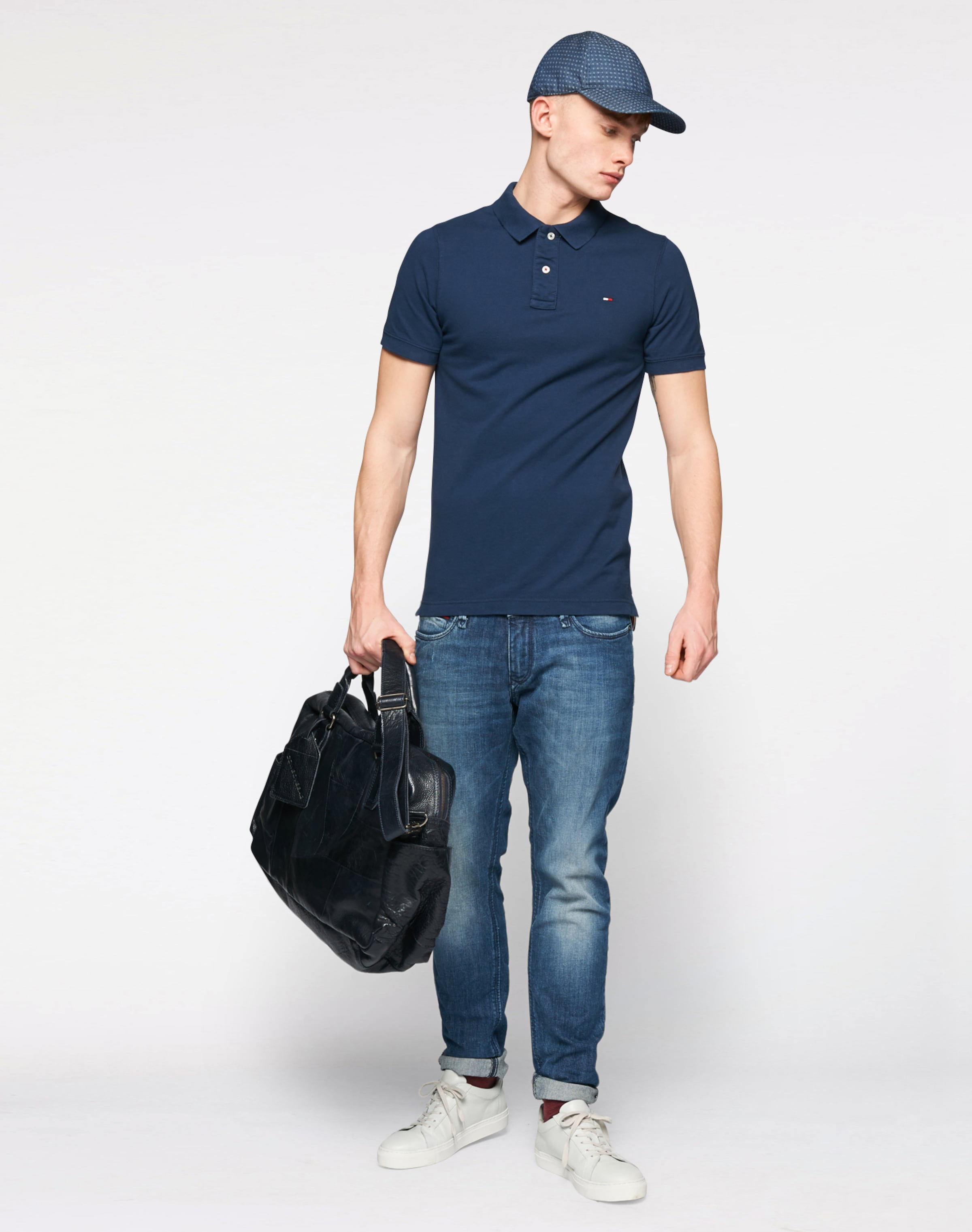 Shop Online-Verkauf Verkauf Niedriger Versand Tommy Jeans Poloshirt P3XRrZgx4