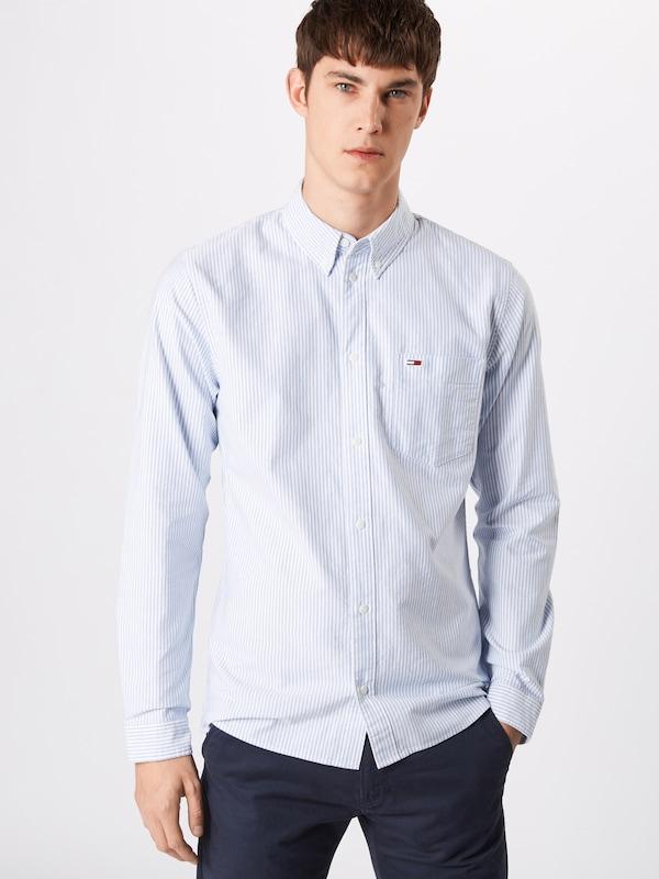 Chemise Shirt' En Bleu Tommy ClairBlanc Classics 'tjm Ithaca Jeans jRL54A