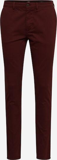 Pantaloni BOSS pe roșu, Vizualizare produs