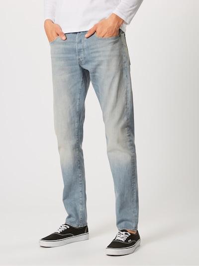 Jeans '3301' G-Star RAW pe denim albastru, Vizualizare model