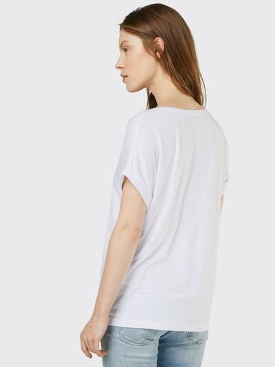 ONLY T-Shirt in weiß: Rückansicht