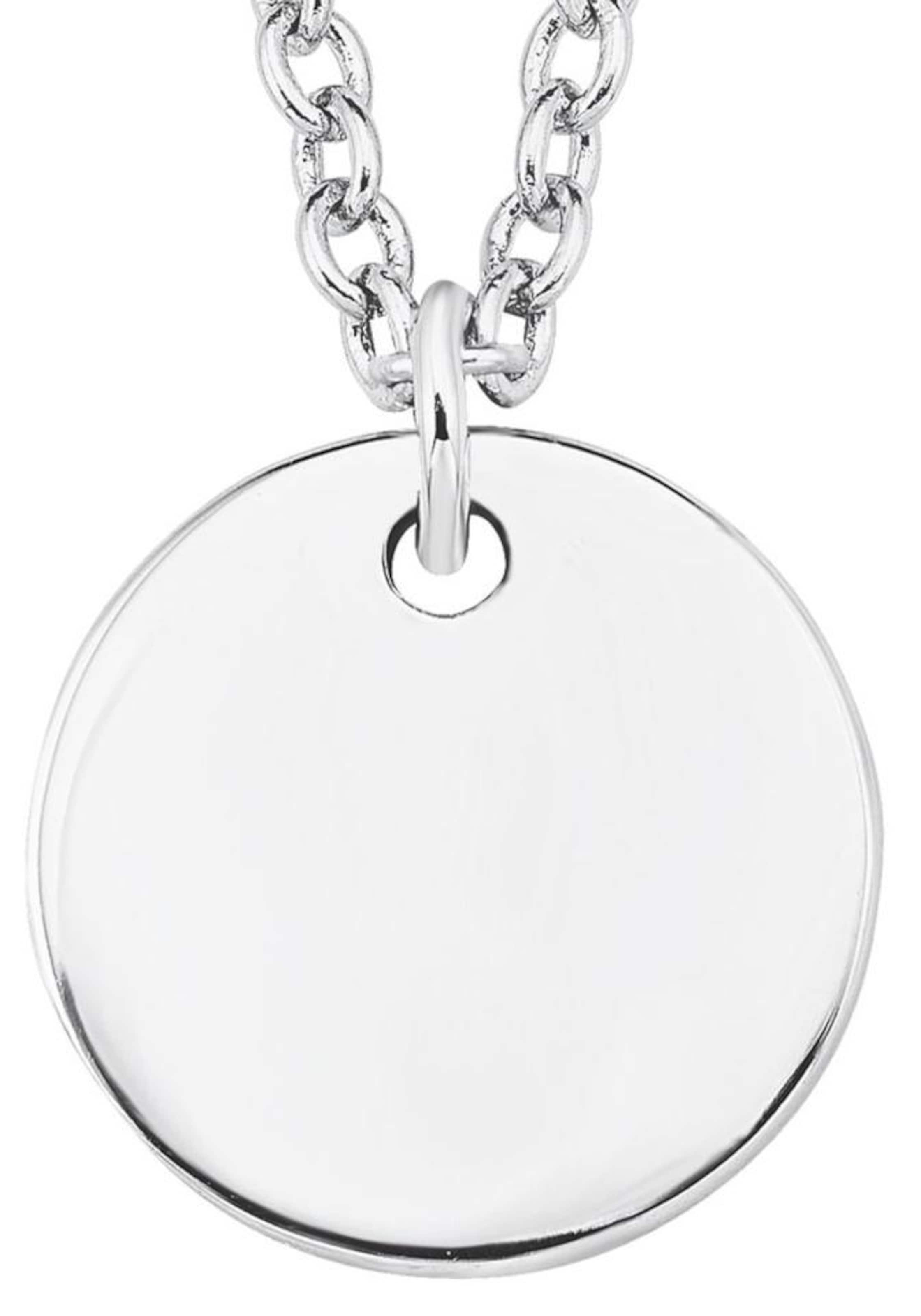 s.Oliver RED LABEL Silberkette '2020064' Neuer Stil 70ceOz7Uq
