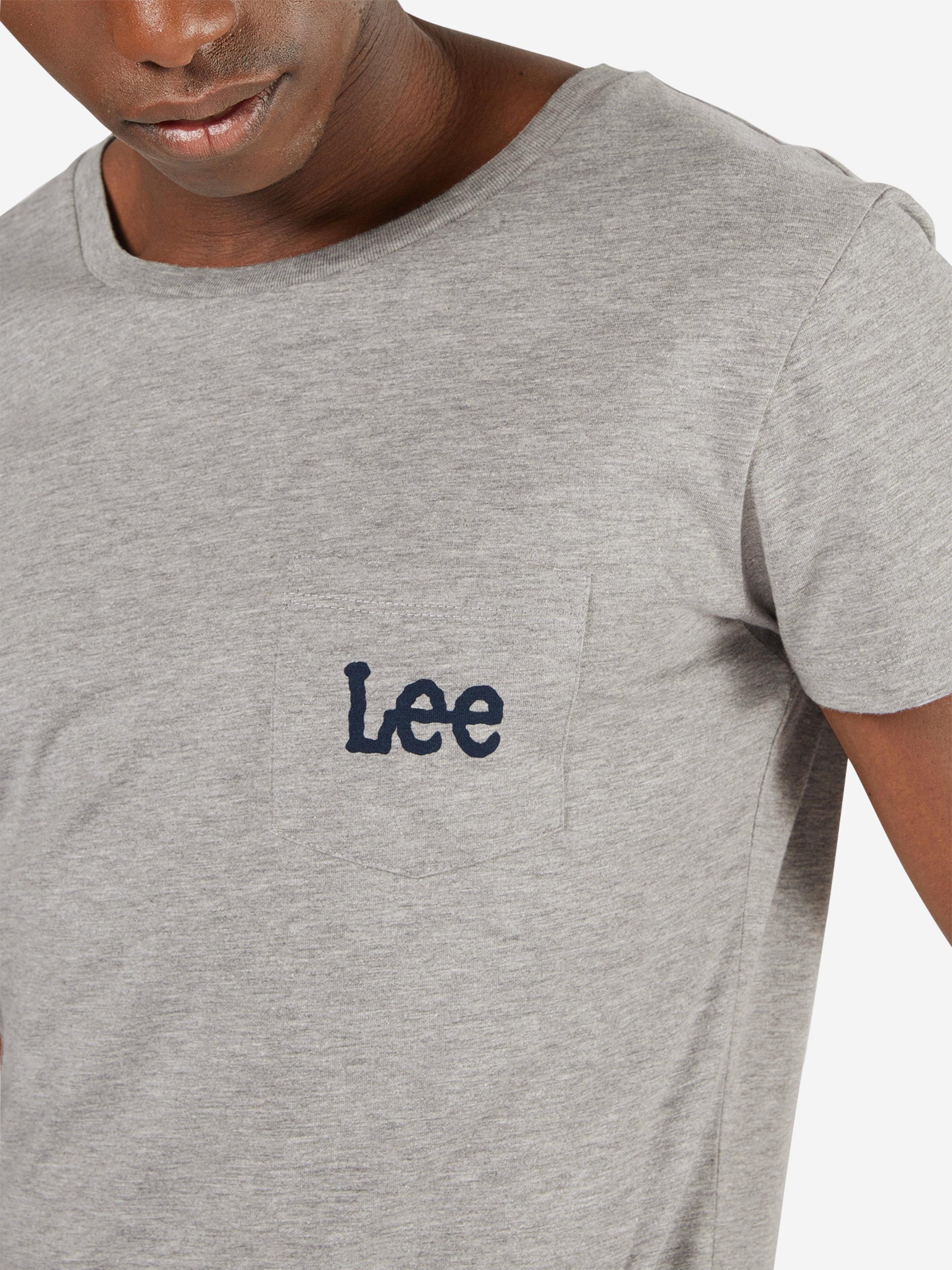 Bester Ort Lee T-Shirt 'LEE POCKET TEE' Qualitativ Hochwertige Online Spielraum Perfekt 7WfTFa
