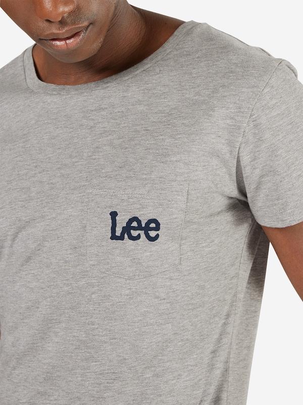 Lee T-shirt Lee Pocket Tee
