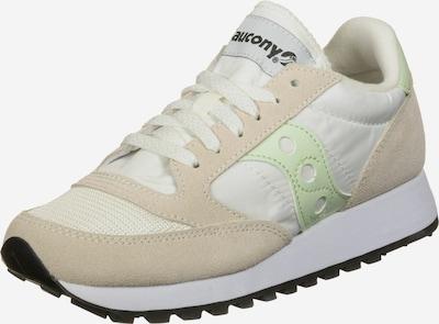 saucony Schuhe ' Jazz Vintage W ' in beige / grün / weiß, Produktansicht