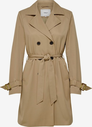 ONLY Trenchcoat in beige, Produktansicht