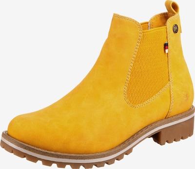 JANE KLAIN Chelsea Boots in gelb, Produktansicht