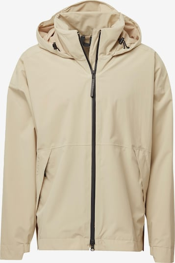 ADIDAS PERFORMANCE Regenjacke in beige, Produktansicht