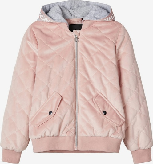 NAME IT Bomberjacke in pastellpink, Produktansicht