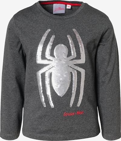 SPIDERMAN Shirt 'Spider-Man' in dunkelgrau, Produktansicht