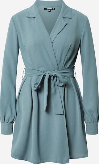 Missguided Robe en bleu, Vue avec produit