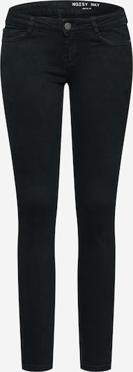Noisy may Jeans 'NMEVE LW SKINNY ORGANIC JEANS CS021BL BG' in schwarz: Frontalansicht