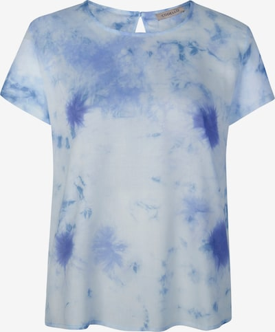 CODELLO Batik-Shirt in blau, Produktansicht