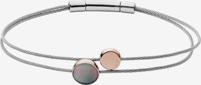 SKAGEN Armband in bronze / anthrazit, Produktansicht
