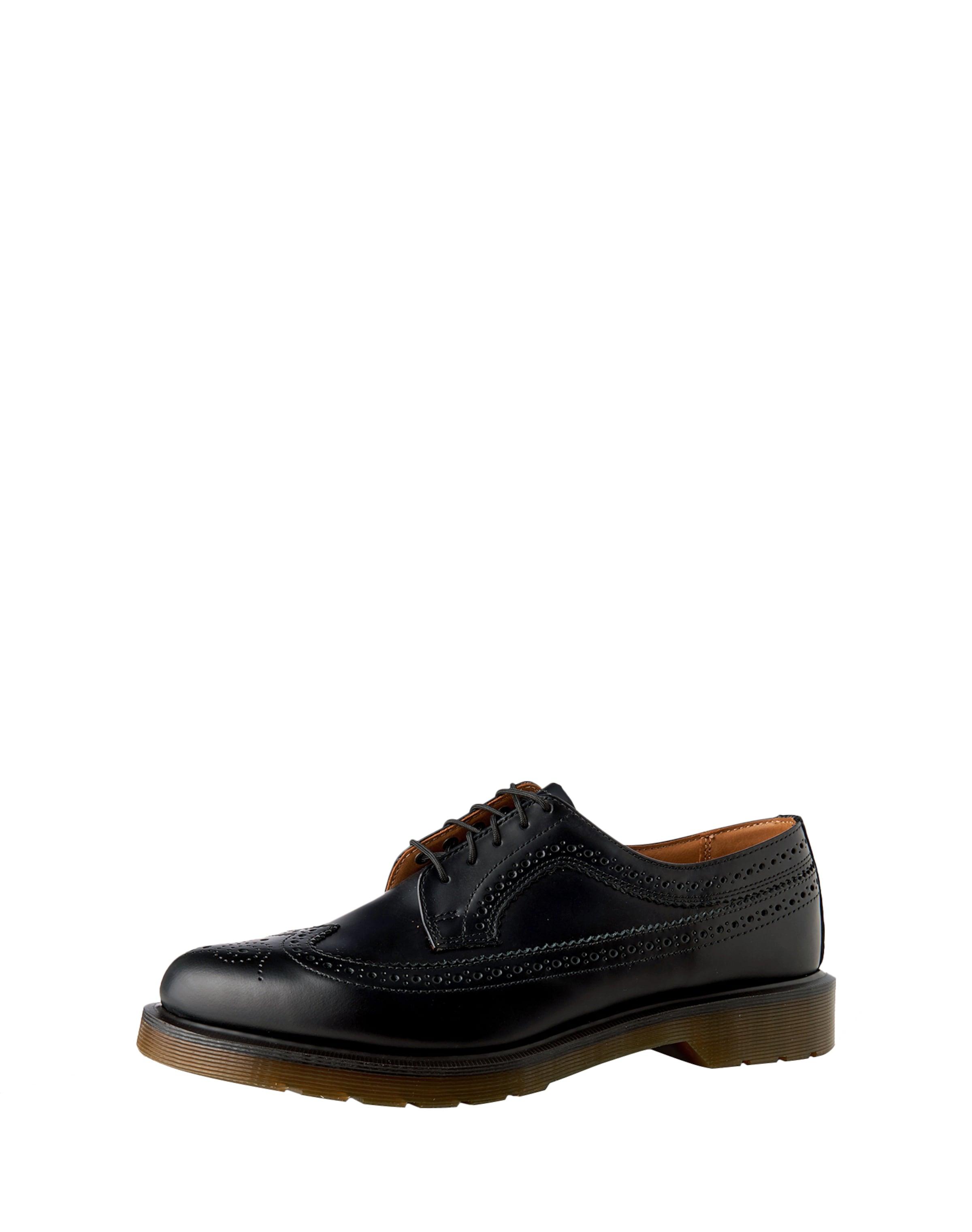 Dr. Martens Dentelle Chaussures '3989 59 Dernier Brogue' Brun Z48Sqr6