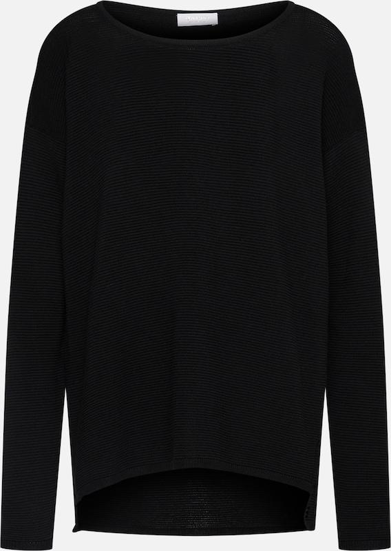 Rich & Royal Pullover 'Casual Crew' in schwarz    Bequem und günstig 2e56d3