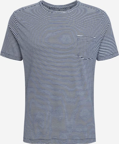 CINQUE Shirt 'CISTEVIE' in navy / weiß, Produktansicht