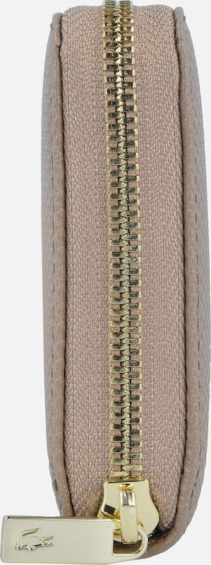 LACOSTE 'Chantaco' Geldbörse Leder 20 cm
