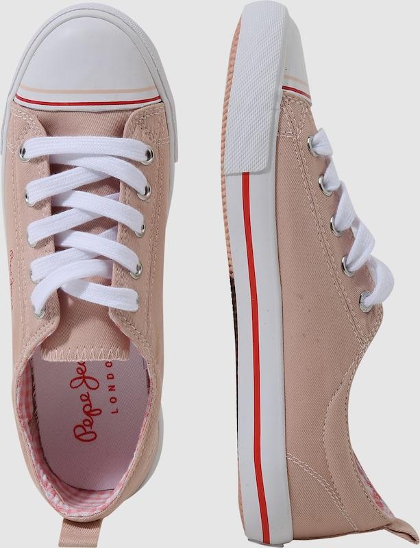Pepe Jeans Sneaker 'Gery Bass' aus Textil