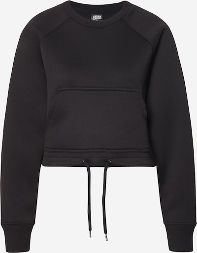 Urban Classics Sweatshirt i svart, Produktvy