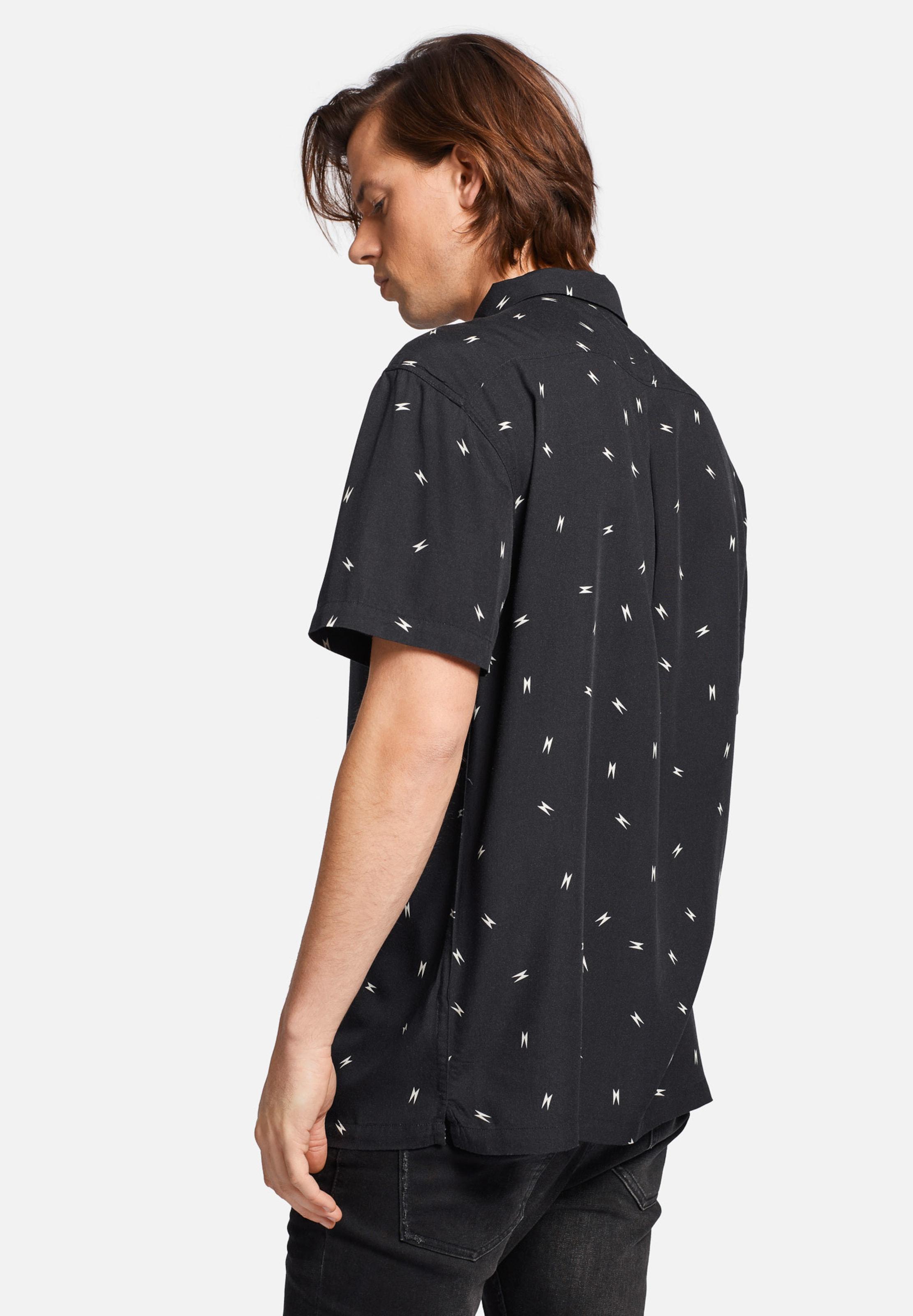 'daniele' In Overhemd Overhemd Khujo Khujo Khujo 'daniele' Overhemd In ZwartWit 'daniele' ZwartWit 5A4Rj3Lq