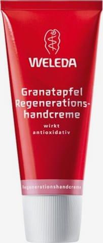 WELEDA Regenerationshandcreme - Granatapfel, 50 ml in Rot