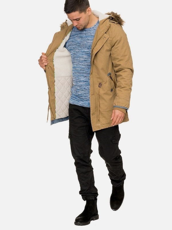 Indicode Jeans Winterparka