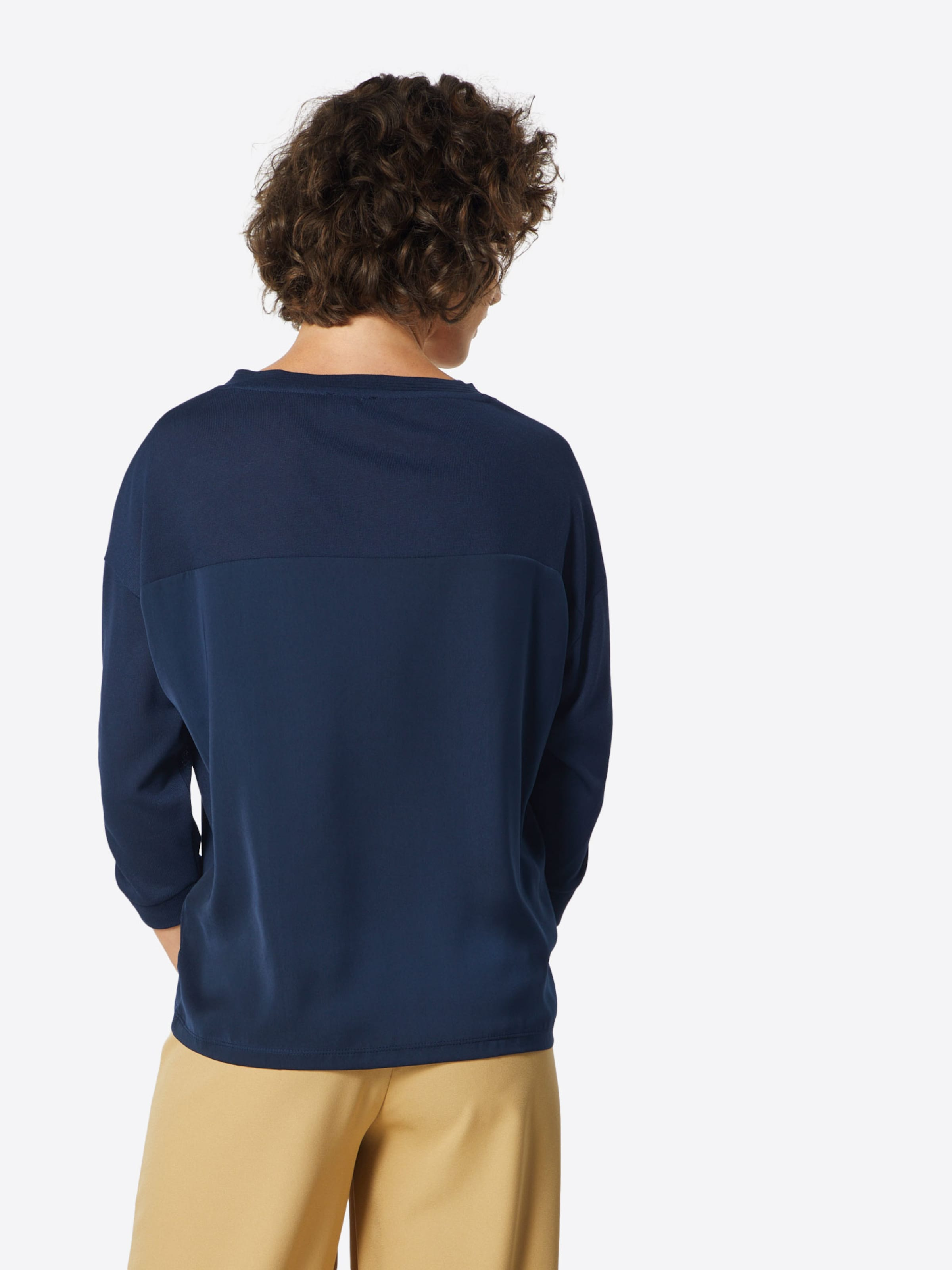 Tom En Bleu T Tailor Marine shirt cF1TKulJ3