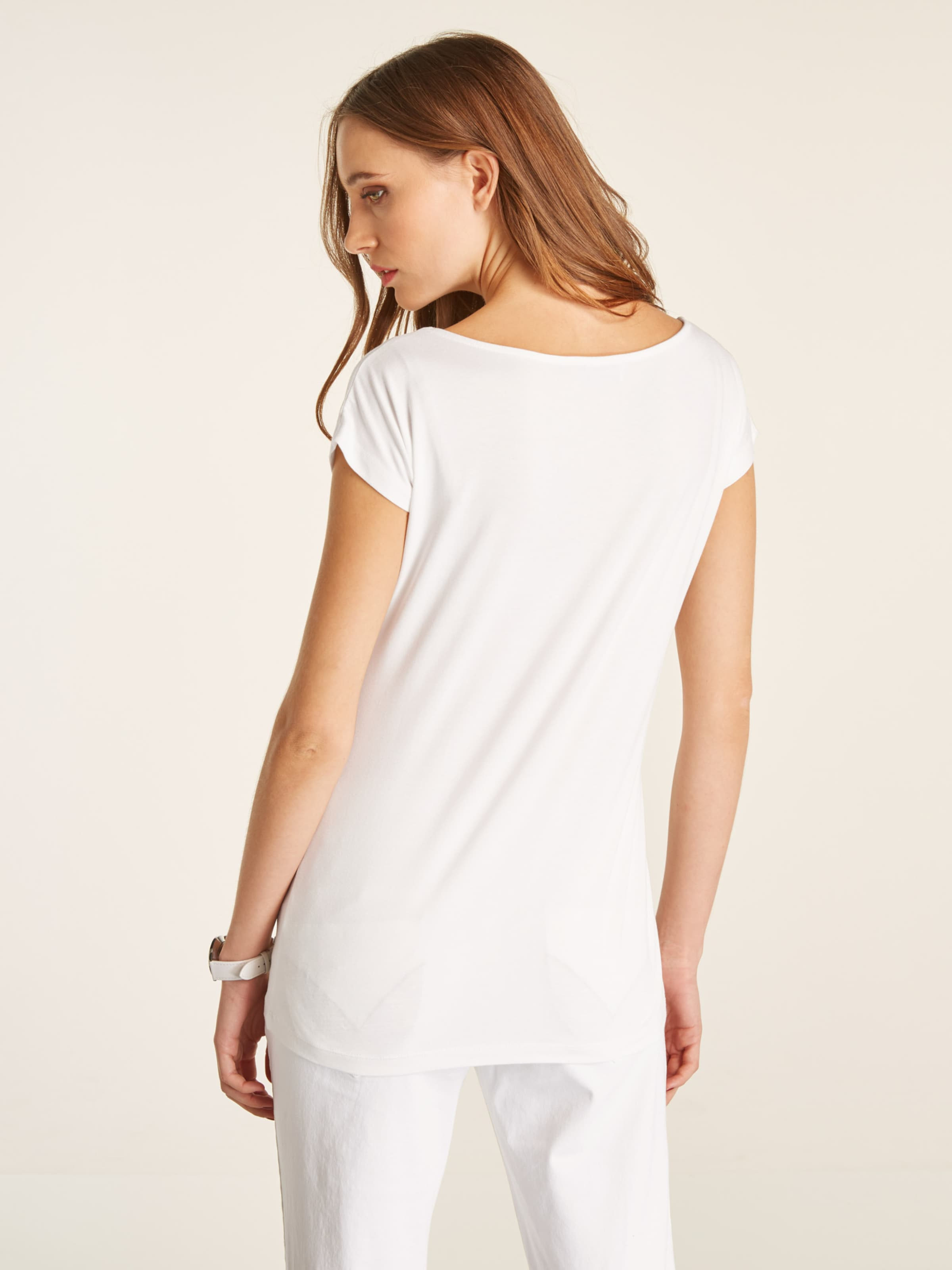 Heine T En shirt Blanc qVSzMUp