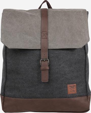 Iriedaily Plecak w kolorze szary