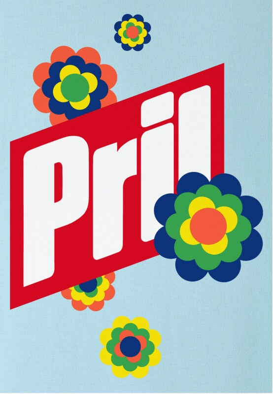 Logoshirt T-shirt pril - Logo