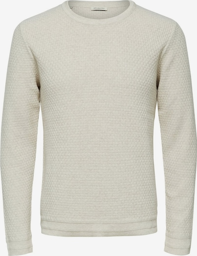 SELECTED HOMME Pullover in sand, Produktansicht
