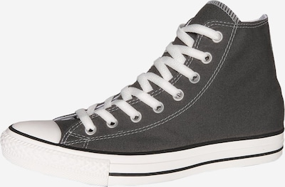 CONVERSE Sneakers hoog 'Chuck Taylor All Star' in de kleur Antraciet / Wit, Productweergave