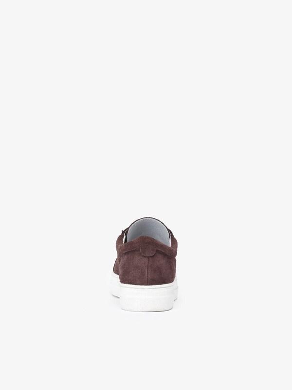 J.Lindeberg Low Lace Wildleder Sneaker