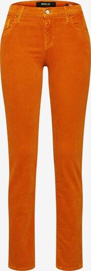 REPLAY Hosen 'VIVY Pants' in ocker, Produktansicht