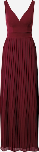 WAL G. Evening dress 'WG 8223' in Wine red, Item view