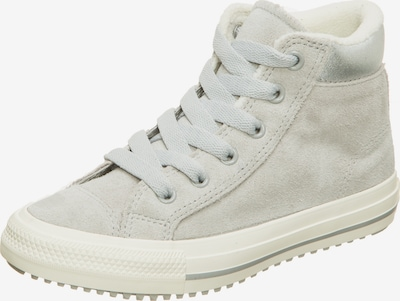 CONVERSE Sneaker in hellgrau / silber, Produktansicht