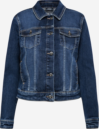 Harlem Soul JU-DY Kurze Jeansjacke medium Blue Used in blue denim, Produktansicht