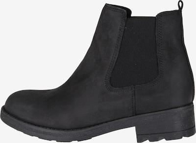 COX Chelsea Boots im Biker-Style in schwarz, Produktansicht