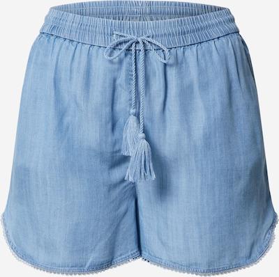 VILA Shorts in blue denim, Produktansicht