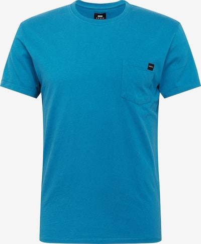 EDWIN T-Shirt in blau, Produktansicht