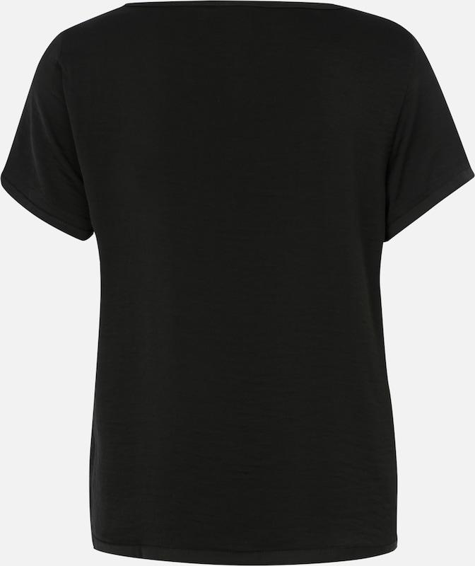 Vila shirt En 'vimelli' Noir T CBhQrxtsd