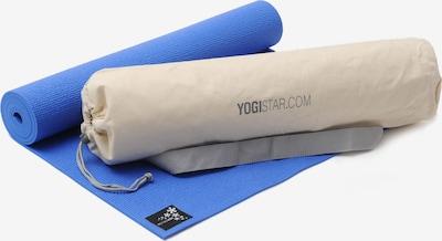 YOGISTAR.COM Yoga-set Starter Edition in marine / hellgrau, Produktansicht