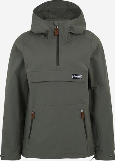 Bergans Sport-Jacke 'Nordmarka W Anorak' in schlammfarben, Produktansicht