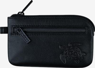 OXMOX Schlüsseletui 11,5cm in schwarz, Produktansicht